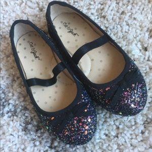 Gorgeous sparkle shoes
